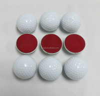 2017 New Design wholesale Urethane covered 3 Pieces Tournament Golf Ball