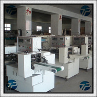 Pillow Bag Packing and Wrapping Machine for Cakes