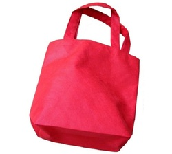 custom printed logo gift non woven shopping cloth bag for garment