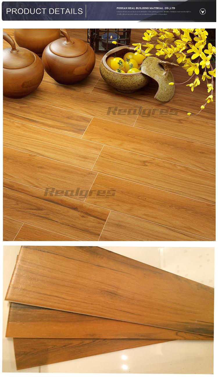 Foshan manufacturer wood design ceramic floor tile view for Wooden floor tiles manufacturers
