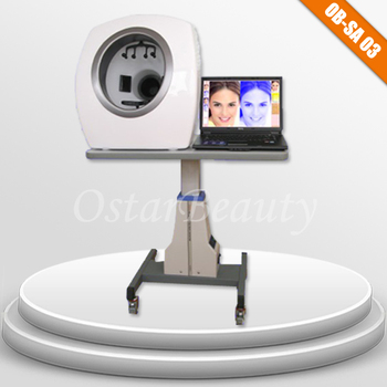 Magic mirror skin analyzer facial beauty analysis machine