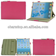 Hot Selling Stand Leather Case Cover For iPad 5