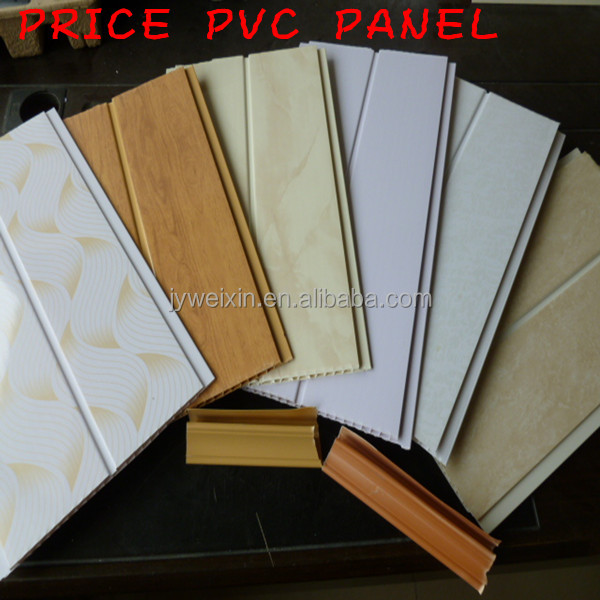 pvc panel for interior wall and ceiling decoration in good quality and low price