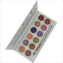12 Colors Eyeshadow Kylie Cosmetics The Royal Peach Palette In Stock