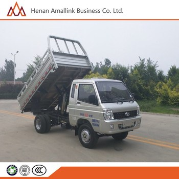 87hp 4x2 6 wheel Household and commercial light dump trucks for sale