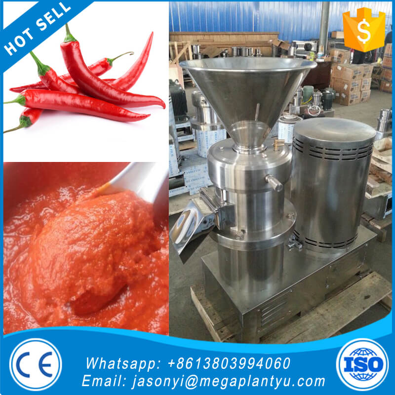 hot sale peanut butter colloid mill/peanut butter grinder
