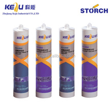 Weather-proof silicone sealant bath products sanitary sealant