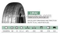 HIGH QUALITY LINGLONG RADIAL TYRE FOR PASSENGER CAR 185/60R14