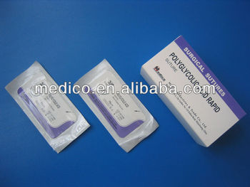 PGAR-Absorbable surgical sutures
