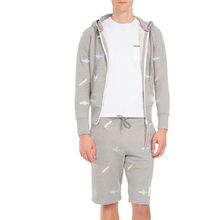 Joint men's hoody wholesale sweat suits gym wear