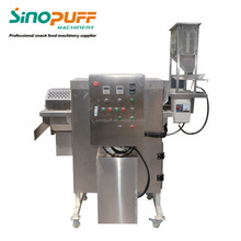 Hot Air Industrial Caramel Popcorn Machine from Sinopuff