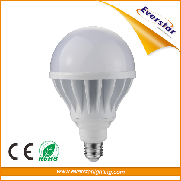 Everstar 230V 2900lm Aluminum High power 36w E27 led bulb