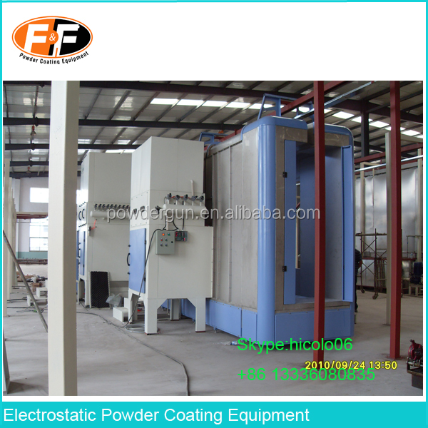 Powder Coating Line Dry Powder Paint