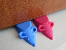 colorful 2015 new product silicone door stop