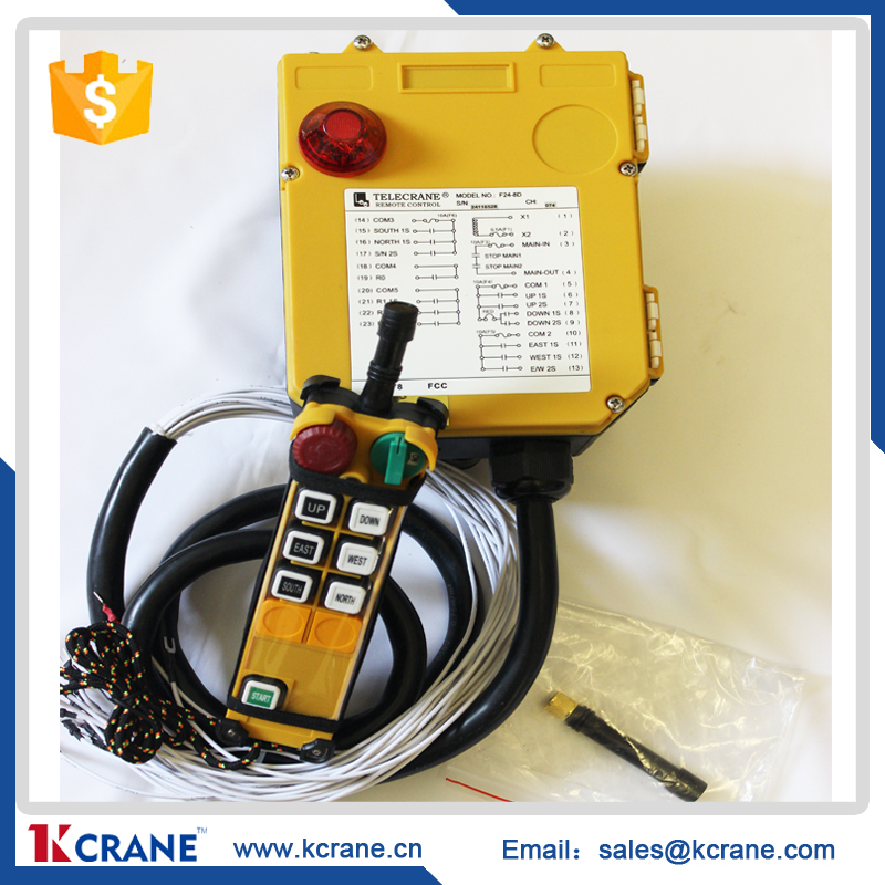 factory price and good quality Telecrane F23-A++ wireless remote control