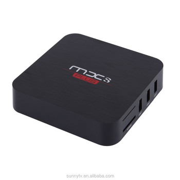 2016 Best tv box S905 Quad Core Android 5.1 Smart TV Box Amlogic S905 1GB/8GB 4K 2.4GHz WIFI custom firmware android tv box