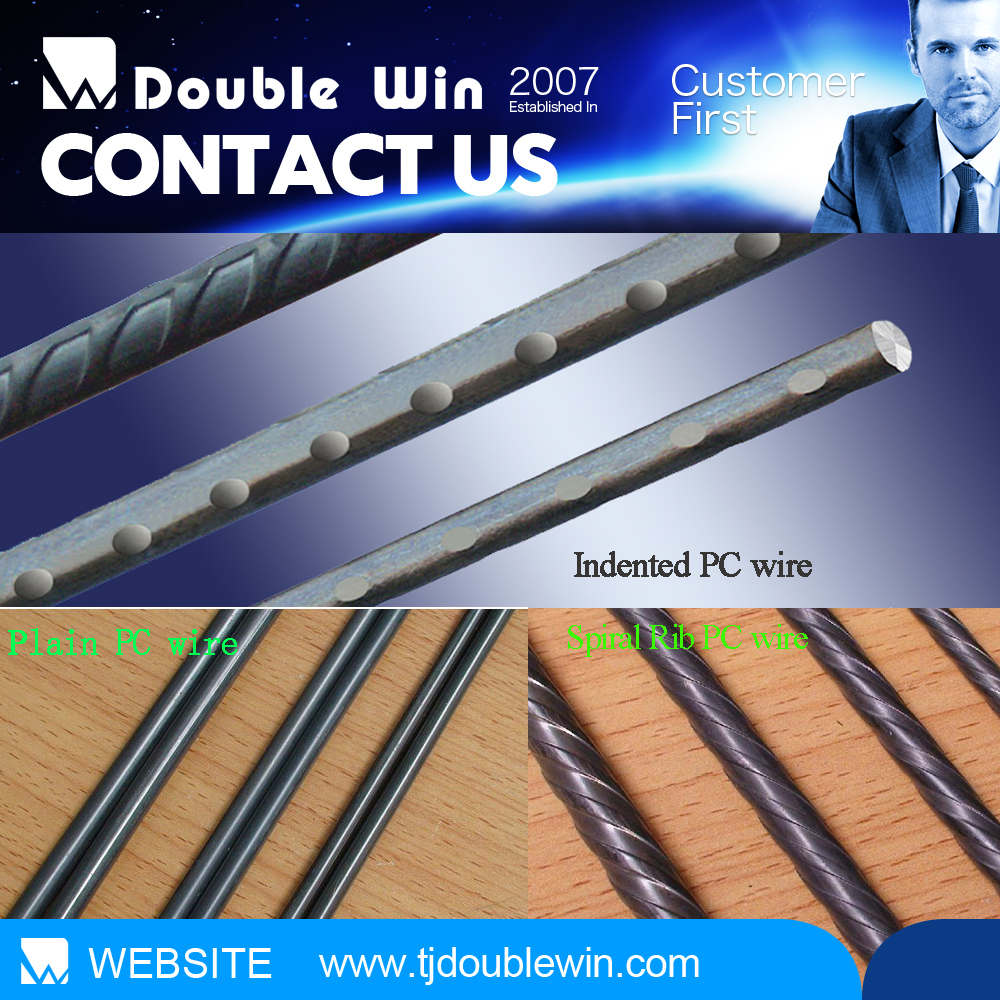 Hot Rolled 6.5 mm Diameter PC Wire, Mild Steel MS Wire Rod for Joint Rods / Netting / Thread Wire