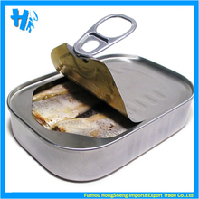 OEM canned sardines in vegetable oil for sale