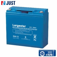 Best 12v 20ah sealed lead acid ups battery