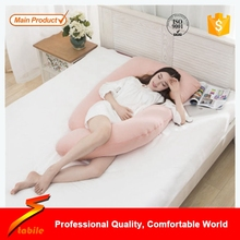 STABILE solid color microfiber pillow/body pillow