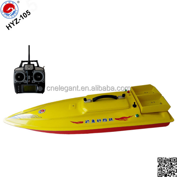 HYZ-105 radio controlled boat for fishing