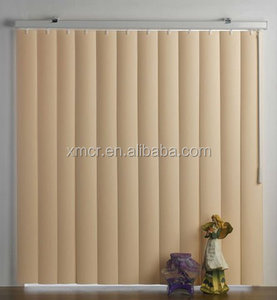 PVC slat for vertical blinds
