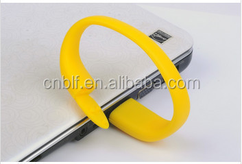 2017 most cheapest Wholesale high quality Silicone bracelet usb flash drive