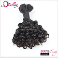 funmi hair, bouncy curl unprocessed full cuticle curly human hair wholesale
