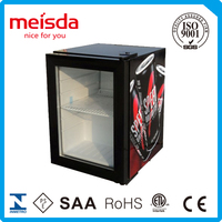 21L mini bar refrigerator with CE certification