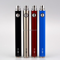 2015 eGo EVOD Twist Variable Voltage Electronic Cigarette 3.2-4.8V FIST eCigs Factory Health Care Sex Toys