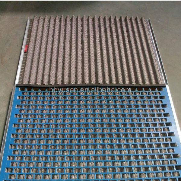stainless steel screen shale shaker