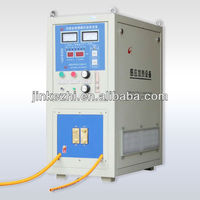 solid state induction heating machine for metal bar gears shaft fasteners heat treatment