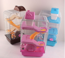 Cheap iron hamster house,mouse cage