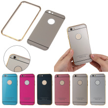 for iphone 6 aluminum bumper, metal back cover for iphone 6