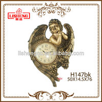 Large hanging decorative angel wall decoration H147BK