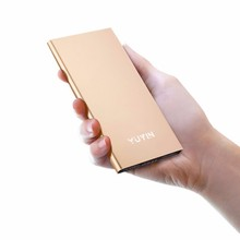 hot selling External Power Bank 20000mAh,ultra slim Book Power Bank