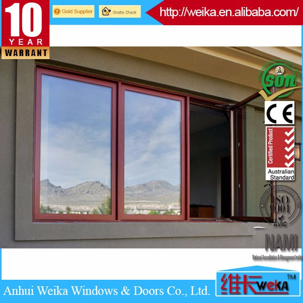 cheap house windows for sale /aluminum window and door/window grill design
