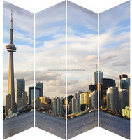 Toronto CN Tower room dividers banquet hall Canada
