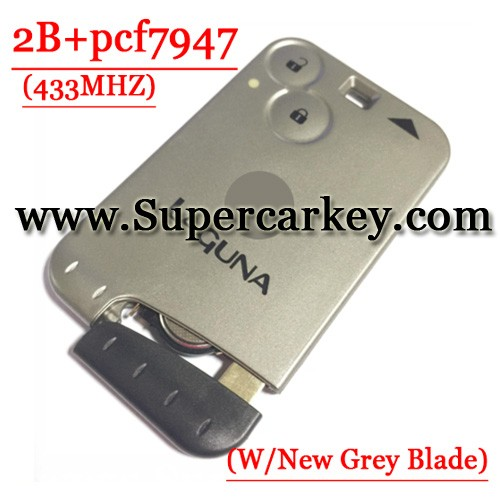 Best quality 3 Button Flip Remote Key 433MHZ For Opel Vectra C With 7946