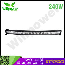 "Brand new 42""INCH 240w CURED LED OFF ROAD BAR for wholesales high power rear lamp"