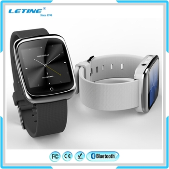 Letine Best Watch Mobile Phone MTK 2501 Smart Watch Phone GSM Unlocked Smart Watch Mobile Phone