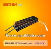 LED Driver 125W 220V/110V for streetlight/ outdoor/ tunnel light/ flood light/ garden light