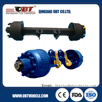 Wholesale high quality trailer axle