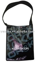 laminated nonwoven handle shoulder bag