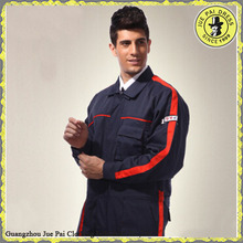 Wholesale Cheap workwear coverall for men long sleeve work uniform