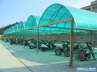 new products polycarbonate Top Quality Cheap Canopy Carport