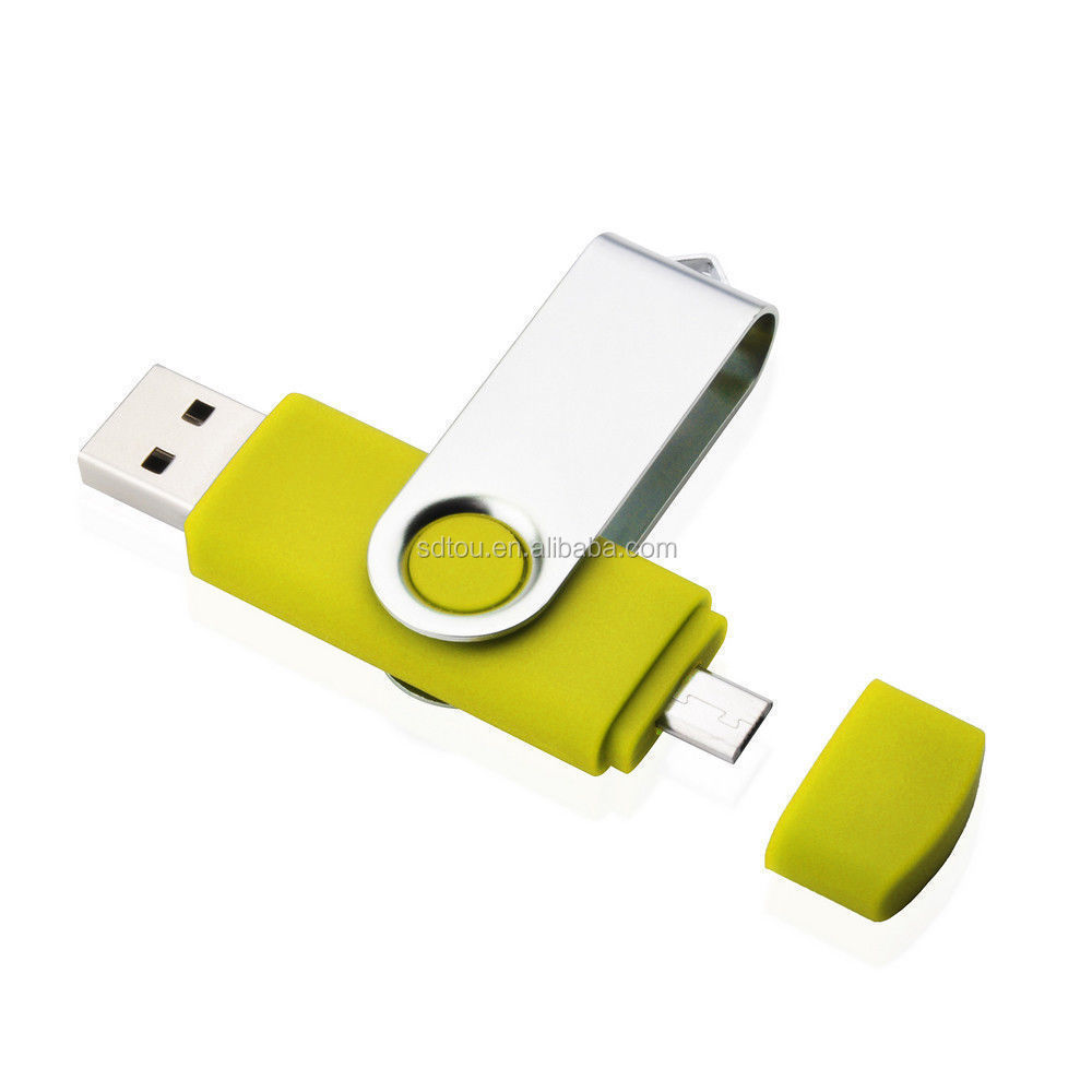 Top Seller Mobile Phone Pen USB, Full Capacity OTG USB Flash Drive Memory Disk for sale