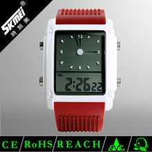 2014 Skmei most popular economical analog lcd watch programmable digital watches