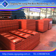 China chongqing Manufacturer High quality steel panel formwork for concrete formwork