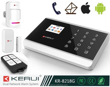 GSM 433mhz wireless intelligent security Alarm System for smart home